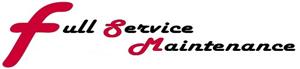 Full Service Maintenance Logo